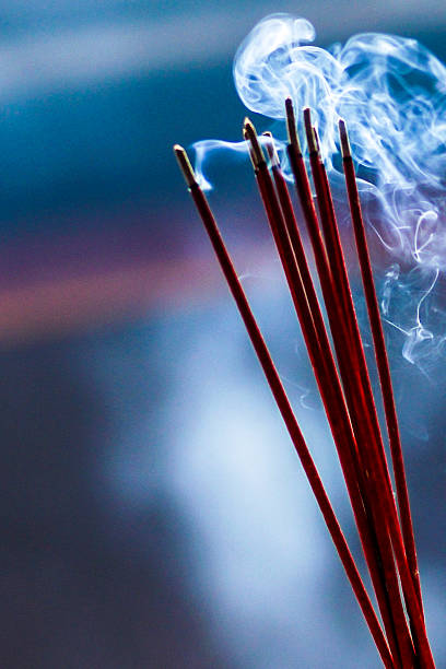 Incense incense stick incense stock pictures, royalty-free photos & images