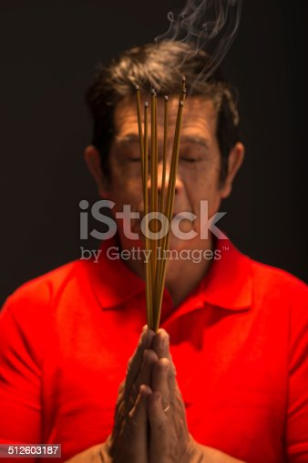 istock Incense sticks 512603187