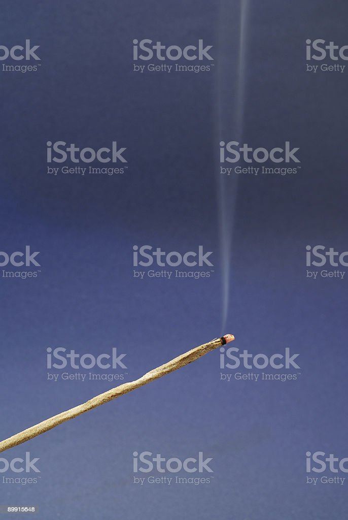 incense3 royalty-free stock photo