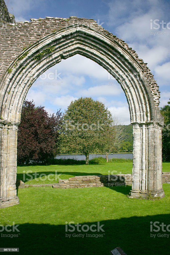 Inchmahome Priory photo libre de droits