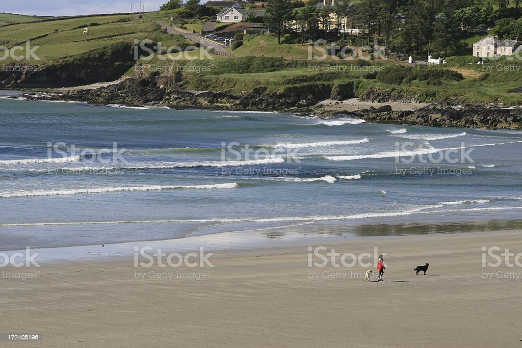 Inchydoney Beach stock photo