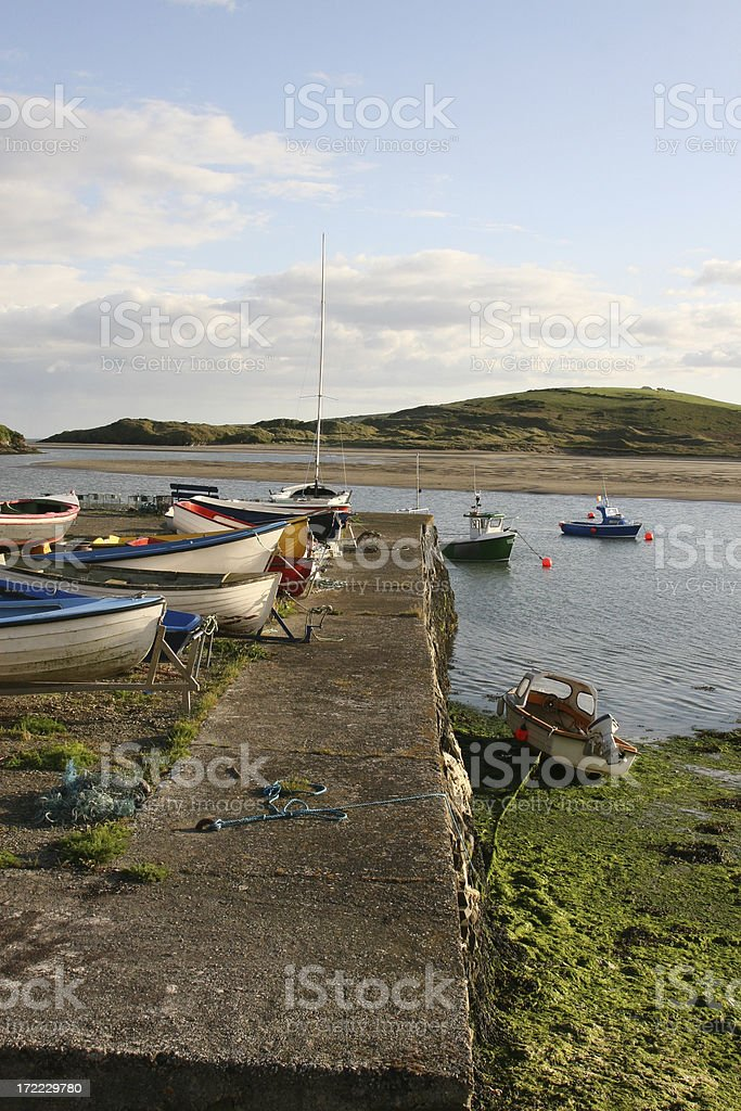 Inchydoney Island, Clonakilty, South West Ireland stock photo