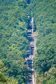 Incline Railway Junction in Chattanooga, Tennessee