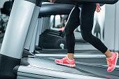 istock Incline Treadmill Running 467745458