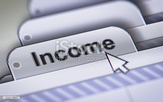 istock Income 807292208