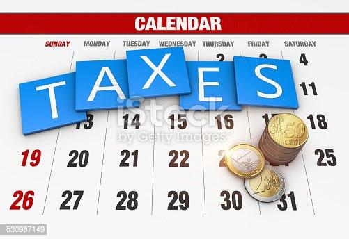 istock Income tax 530987149