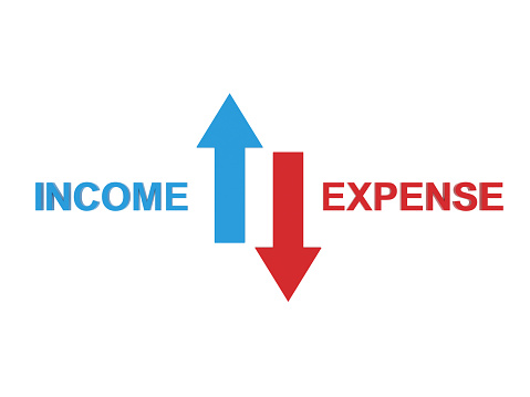 istock Income vs Expense Concept 922505640
