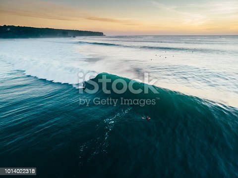 Incoming Waves