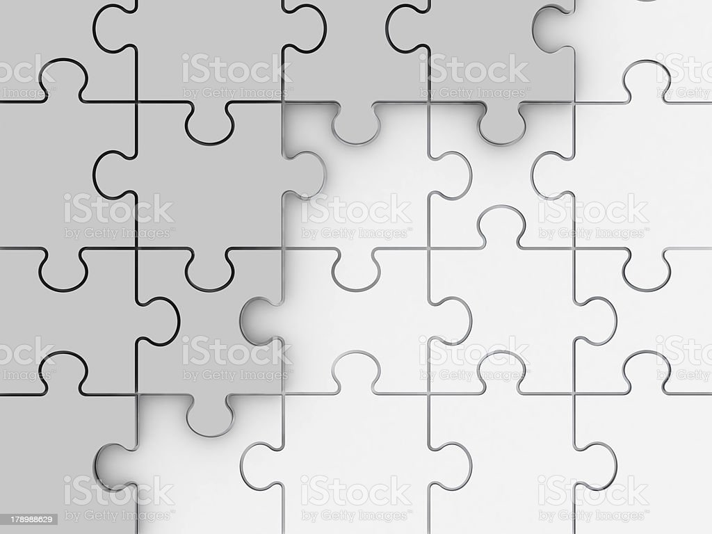Incomplete Concept royalty-free stock photo