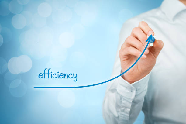 increase efficiency - efficiency stock photos and pictures