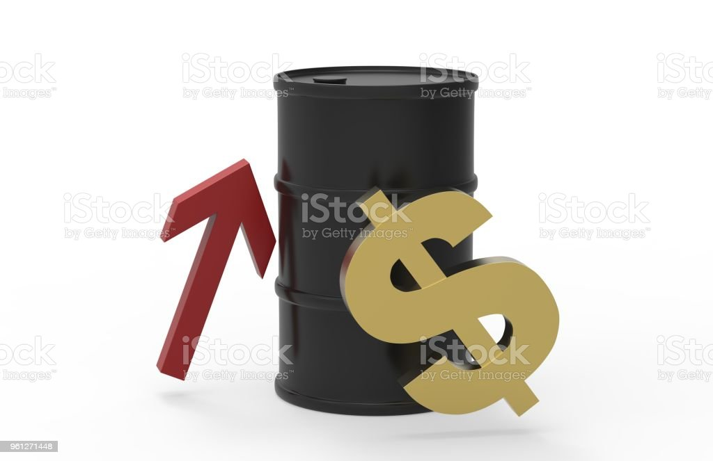 Increasing Oil Price Stock Photo More Pictures Of Barrel Istock