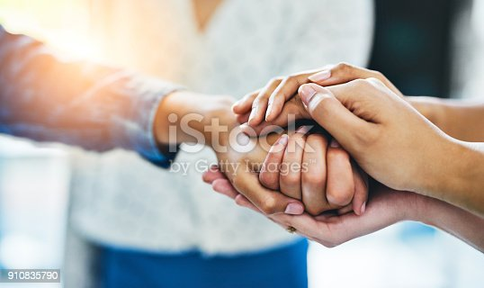 istock Incredible things happen when we support and raise each other 910835790