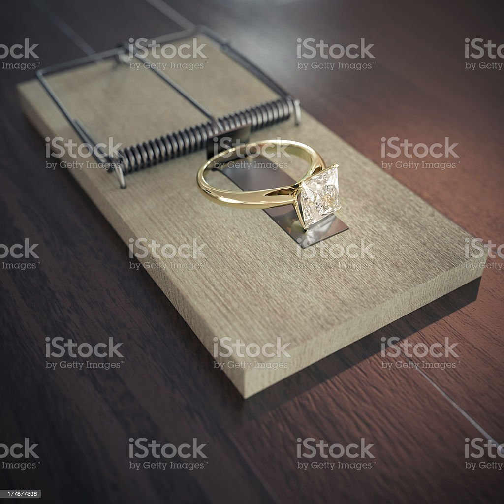 Indecent Proposal royalty-free stock photo