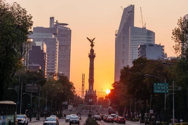 Unabhängigkeitsdenkmal, Mexico City – Foto