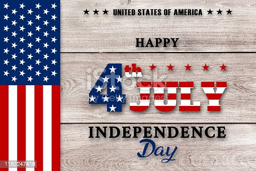 istock USA Independence Day background 1152247418