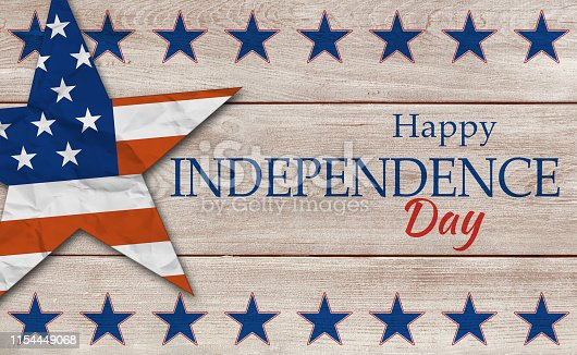 istock USA Independence Day background 1154449068