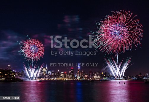 istock Independence Day Fireworks 459913663
