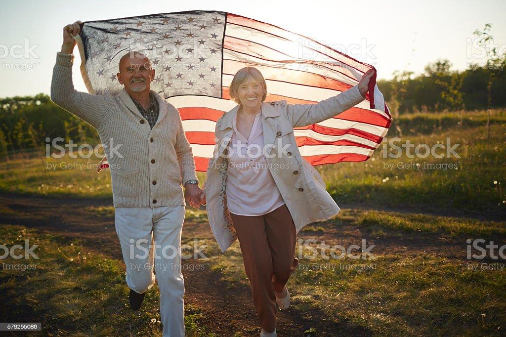 Día de la independencia  - foto de stock