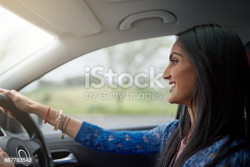 istock Independence is a great feelling 667763540