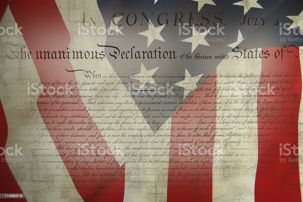 Independence stock photo