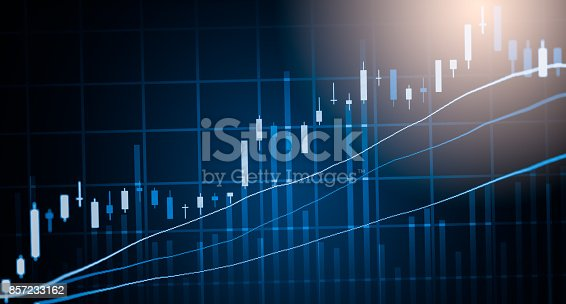 892516664istockphoto Index graph of stock market financial indicator analysis on LED. Abstract stock market data trade concept. Stock market financial data trade graph background. Global financial graph analysis concept. 857233162