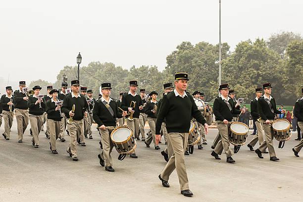 India celebrate 67th Republic Day on January 26 stock photo