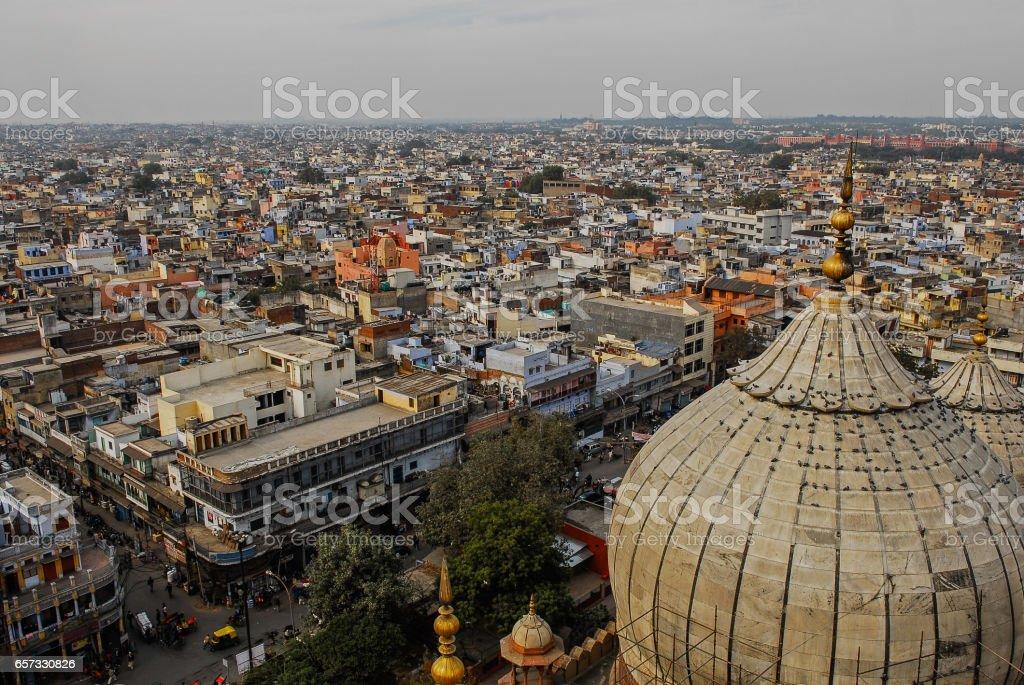 India Delhi stock photo