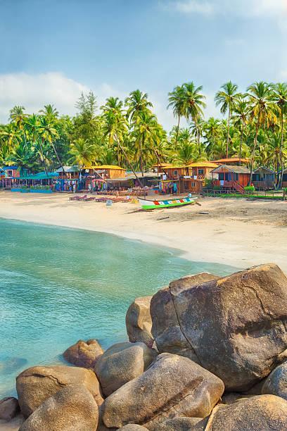 Indien, Goa, Strand von Palolem – Foto