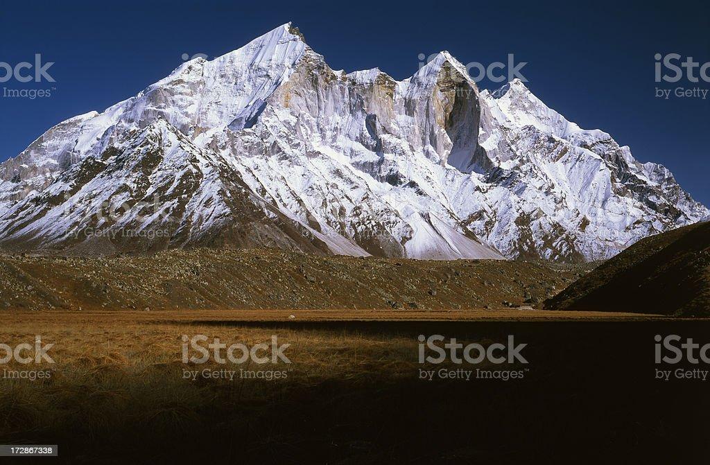 India. Himalayas. royalty-free stock photo