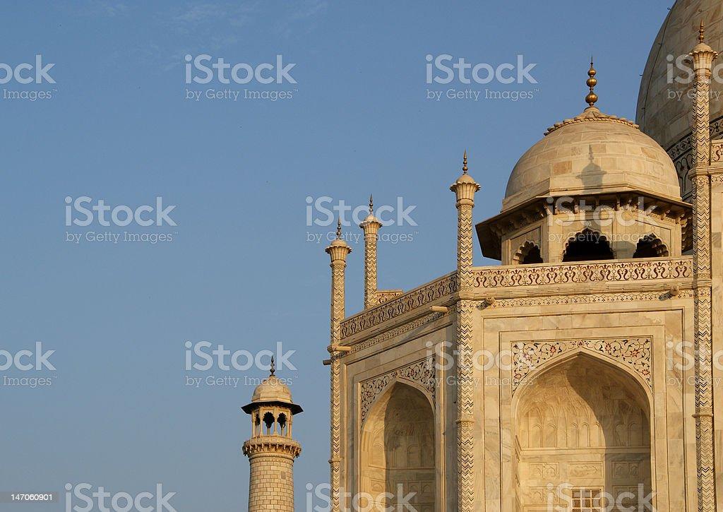 India, Jaipur (Palace of the Maharaja) royalty-free stock photo