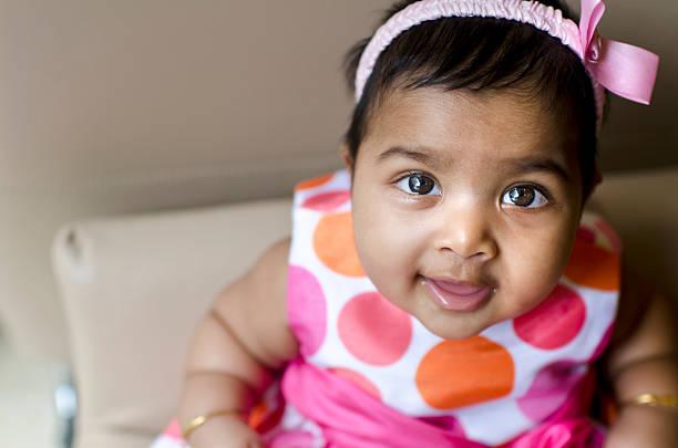 india muslim girl stock photo