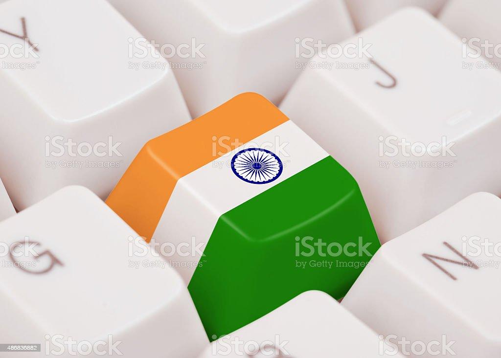 A Índia - foto de acervo