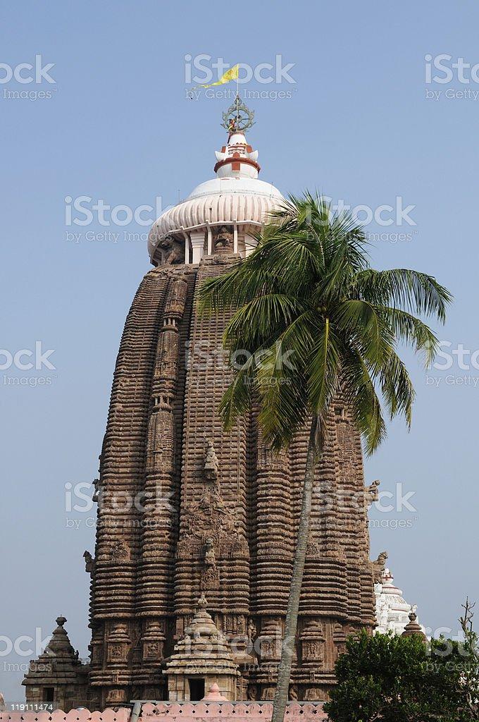 India - Puri - Royalty-free Architecture Stock Photo