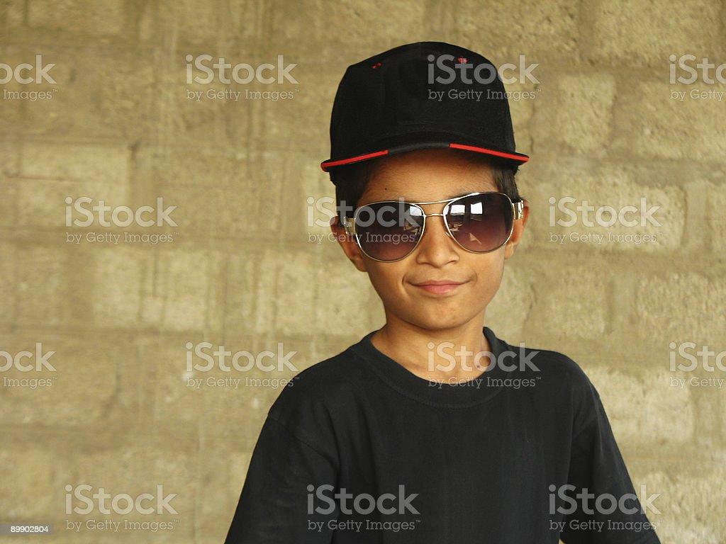 Indian Boy royalty-free stock photo