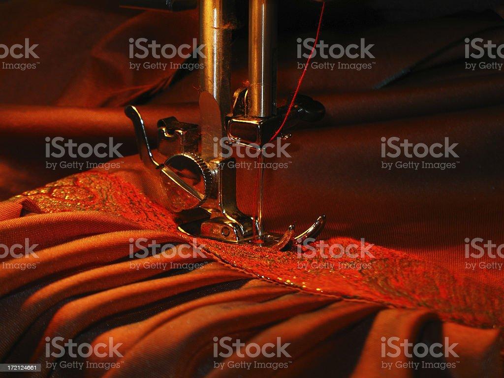 Indian Bridal Shroud royalty-free stock photo