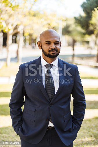 istock indian businessman portrait 1151794886