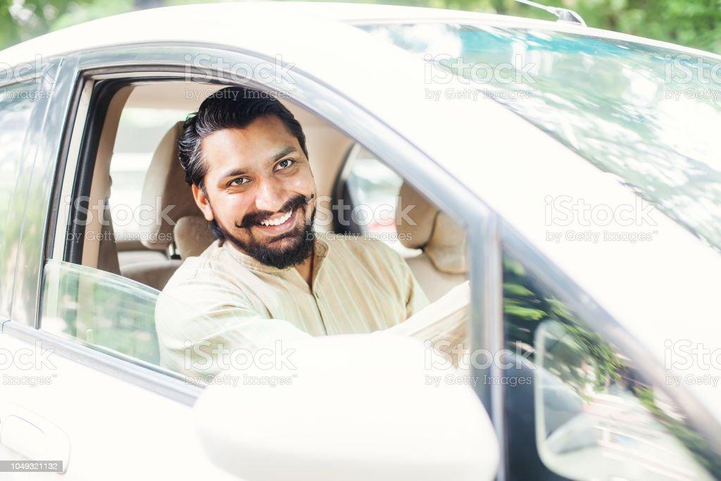 Indian Fahrer – Foto