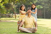 Indian ethnicity, weekend, lifestyle, Real people, public park