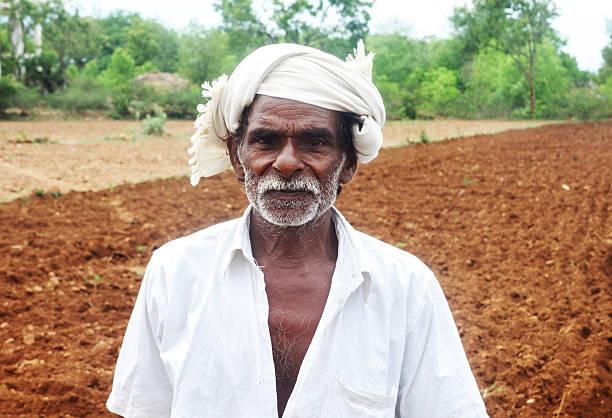 indian farmer - hofkleider stock-fotos und bilder