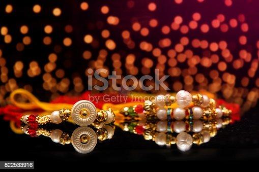 istock indian festival raksha bandhan , Rakhi 822533916