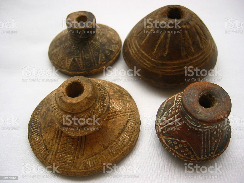 Indian findings royalty-free stock photo
