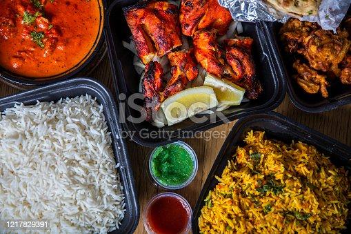 Indian Food Celebration for Iftar Ramadan