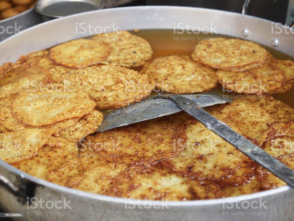 Comida hindú foto de stock libre de derechos