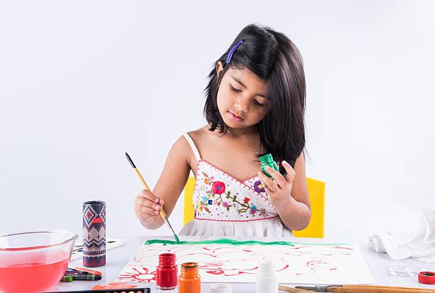 raising a budding artist