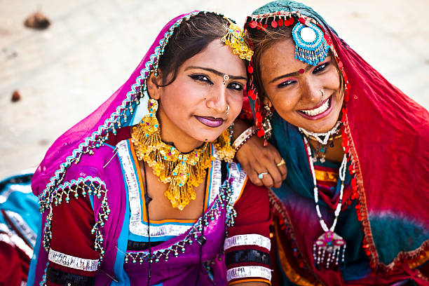 Best Beautiful Rajasthani Girl Stock Photos, Pictures