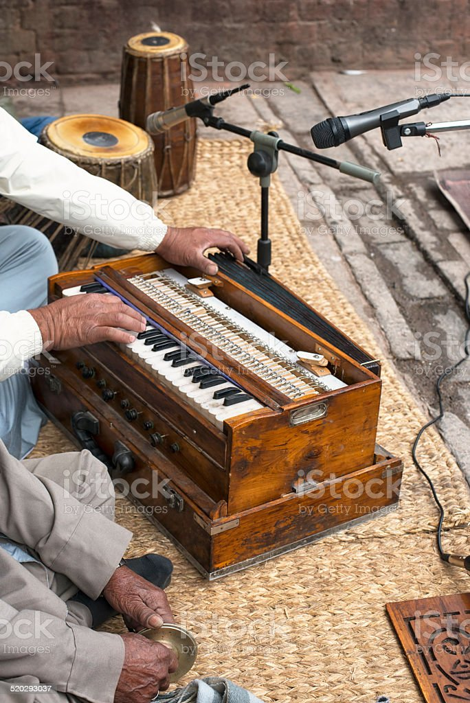Indian Harmonium Stock Photo - Download Image Now - iStock