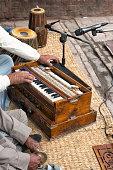 istock Indian Harmonium 520293037