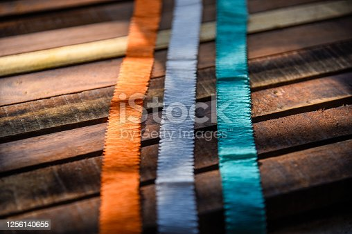 istock Indian Independence Day concept Indian Flag.15 August 1256140655