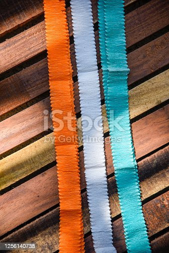 istock Indian Independence Day concept Indian Flag.15 August 1256140738