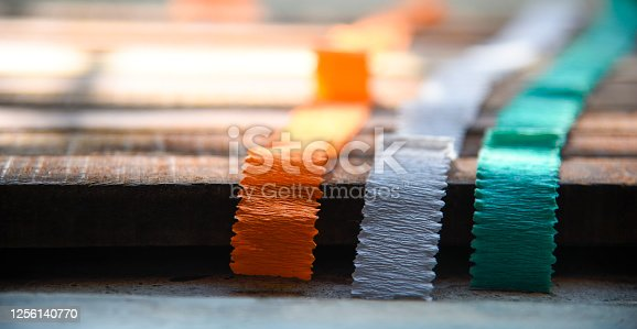 istock Indian Independence Day concept Indian Flag.15 August 1256140770
